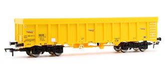 Dapol IOA Ballast Wagon Network Rail Yellow 3170 5992 001-5